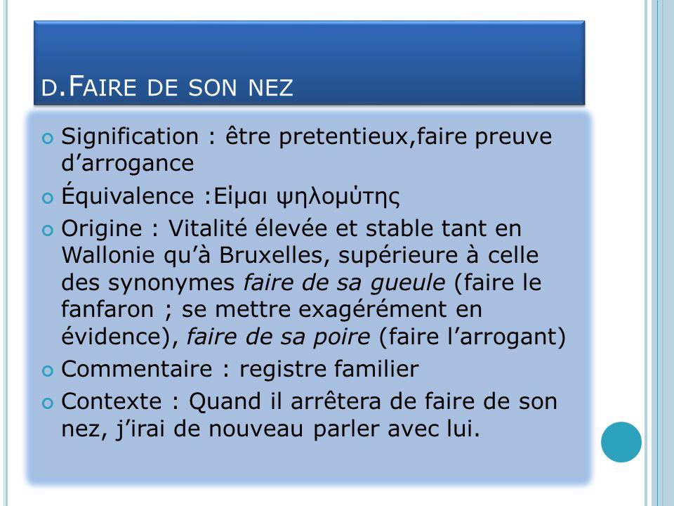 les expressions idiomatiques des pays francophones ppt video online t l charger. Black Bedroom Furniture Sets. Home Design Ideas