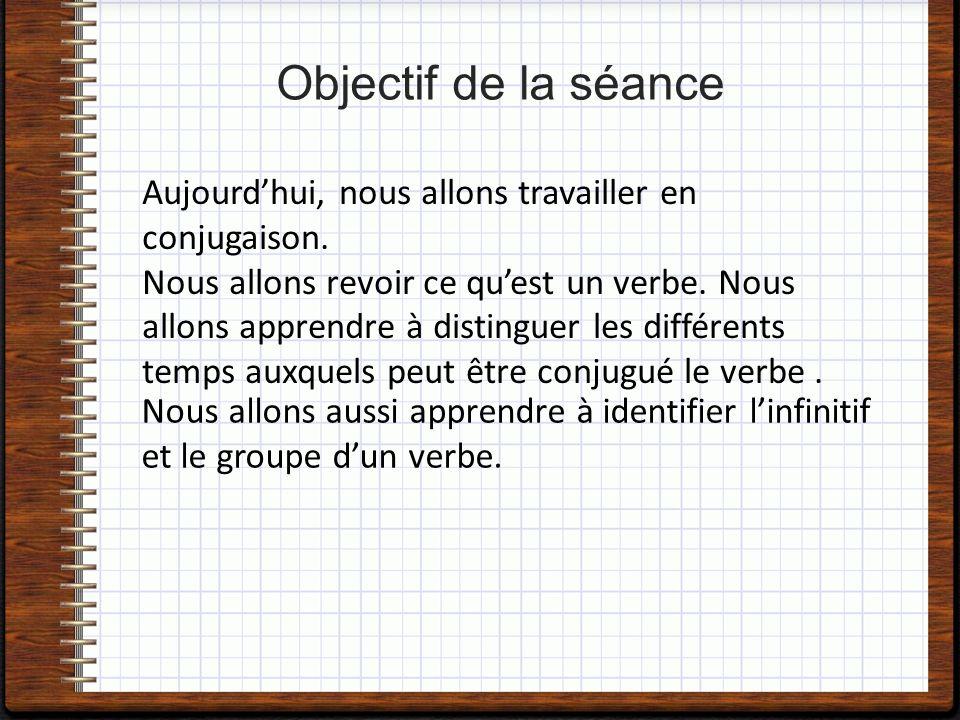 Conjugaison Cm Le Verbe Ppt Telecharger