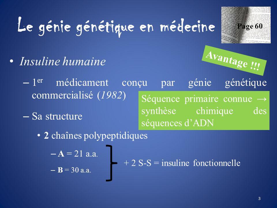 génie génétique image