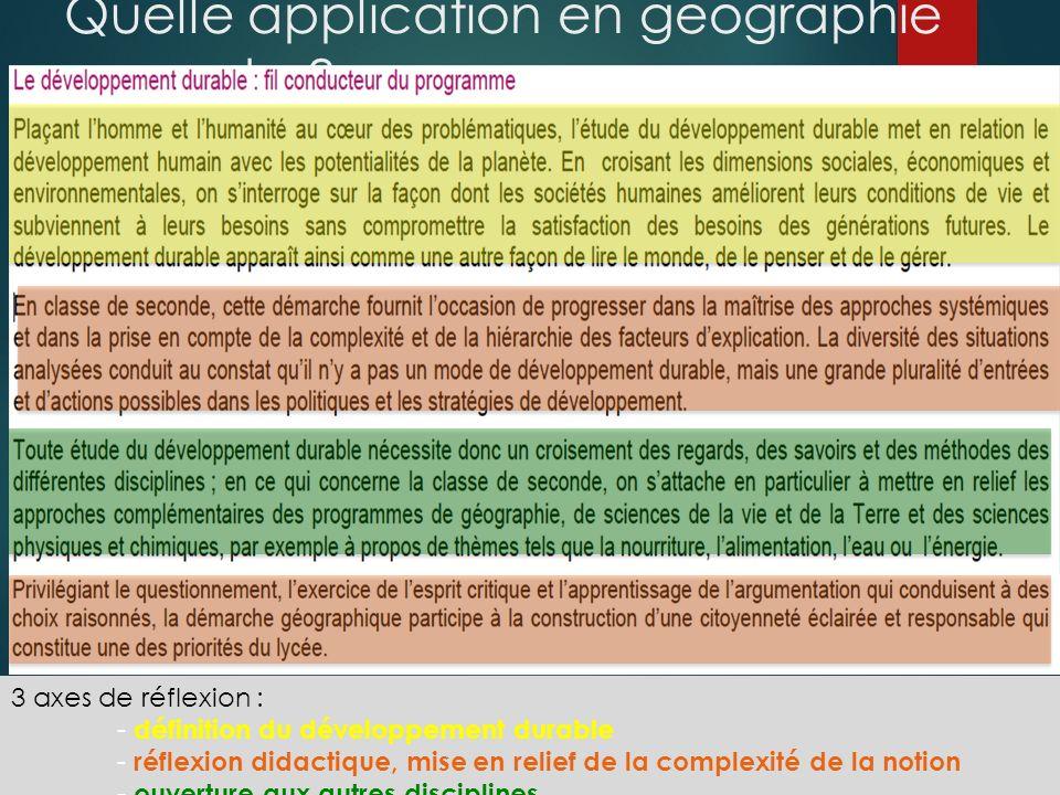 Premiers cours : démarrer - ppt télécharger Quelle application en géographie seconde