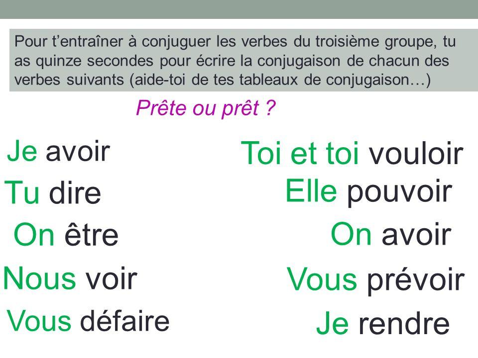 Le Passe Compose Des Verbes Des 1er 2eme Et 3eme Groupes Ppt Telecharger