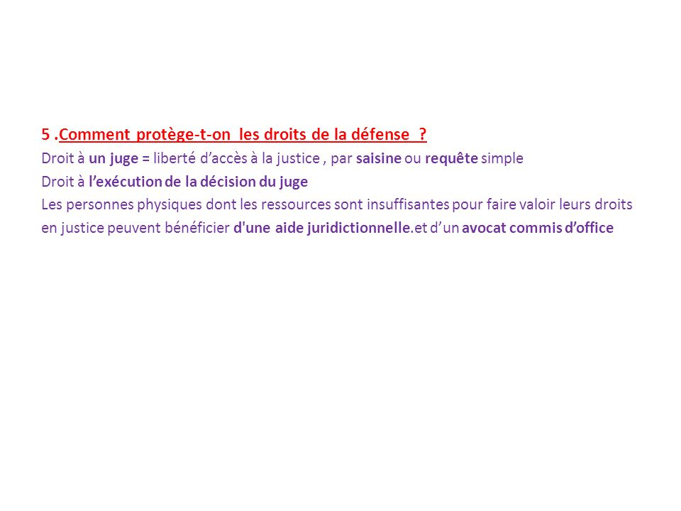 Requ te parties aide juridictionnelle ppt video online t l charger - Comment obtenir un avocat commis d office ...