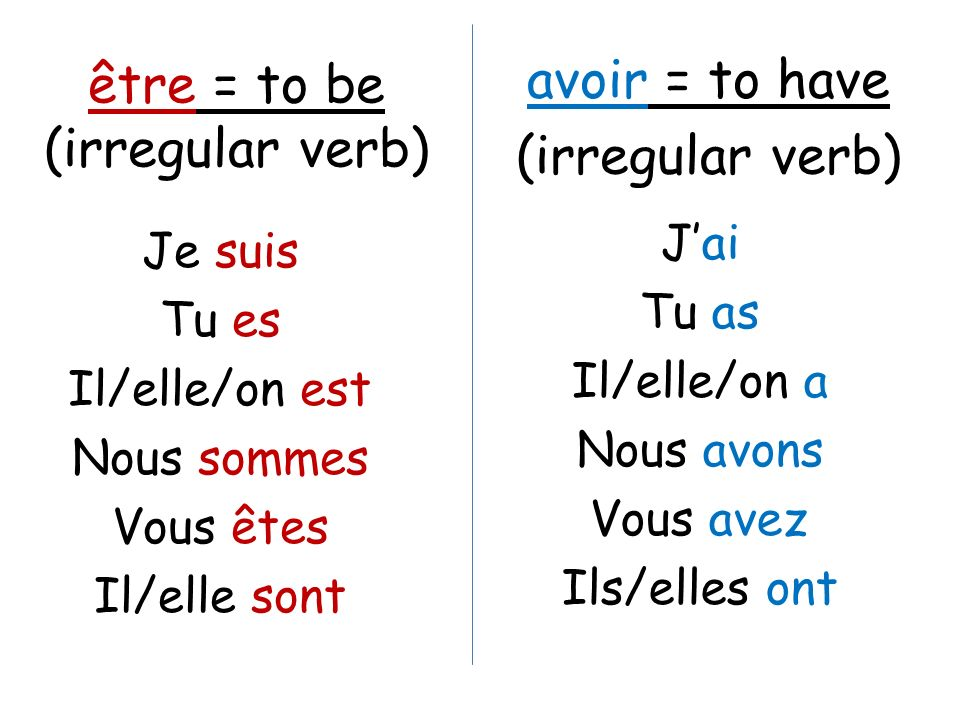 French etre verbs Coursework Academic Service