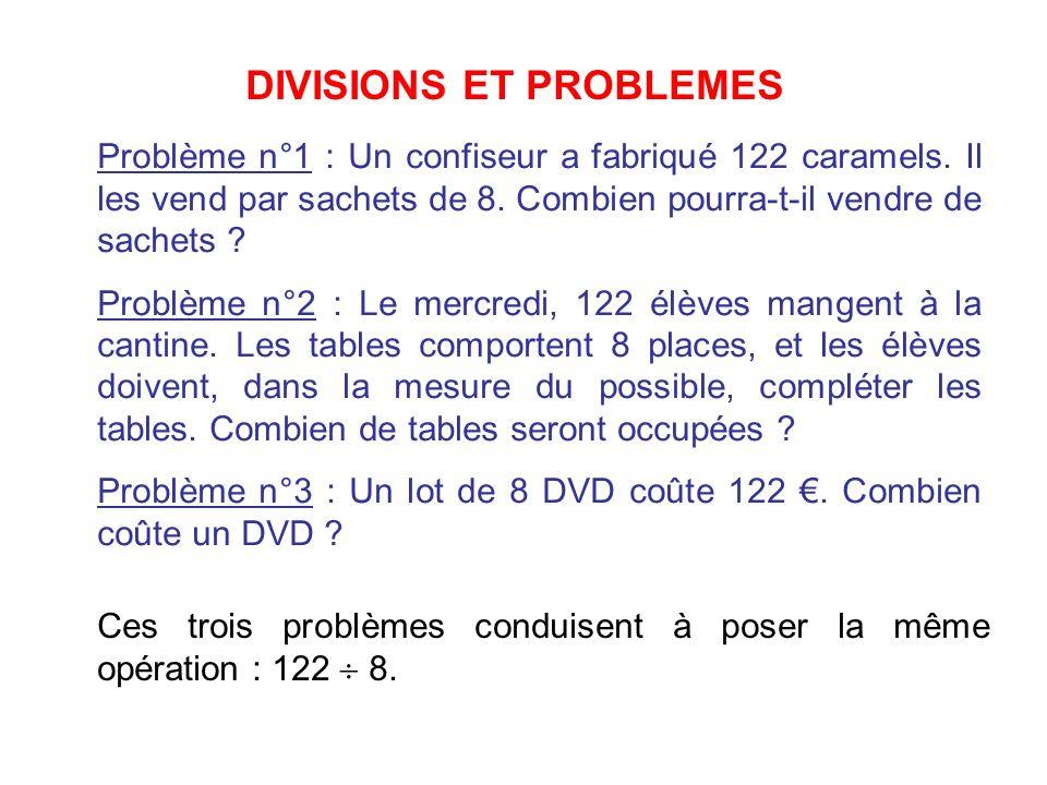 ... Transcription de la présentation  1 DIVISIONS ET PROBLEMES 2d91d68adc8