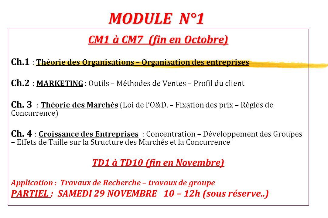 MANAGEMENT DES ORGANISATIONS COURS   M-C CESARE - ppt video online ... 796c0d70878d