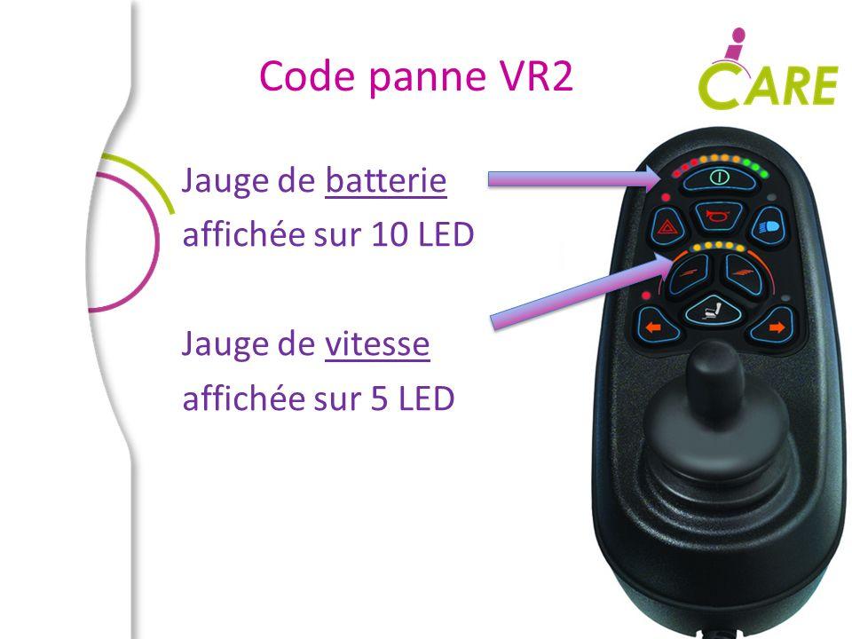 code panne vr2 jauge de batterie affich e sur 10 led jauge de vitesse affich e sur 5 led ppt. Black Bedroom Furniture Sets. Home Design Ideas