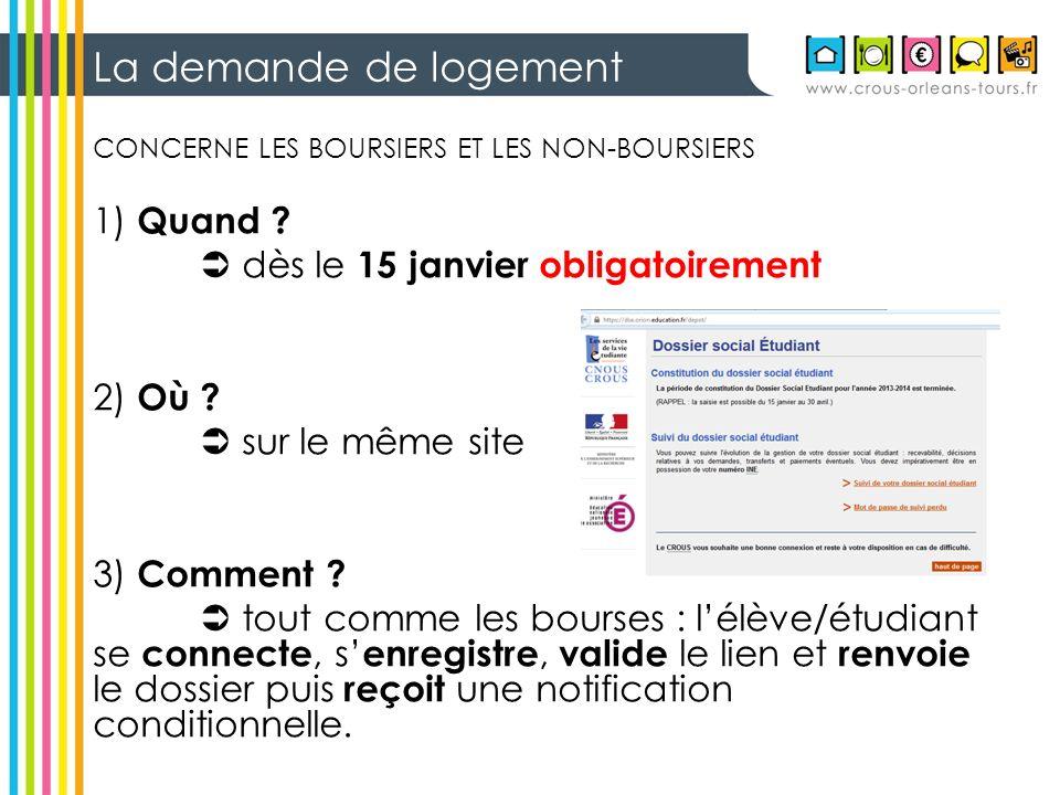 Le Dossier Social Etudiant Bourses Et Logement Ppt Telecharger