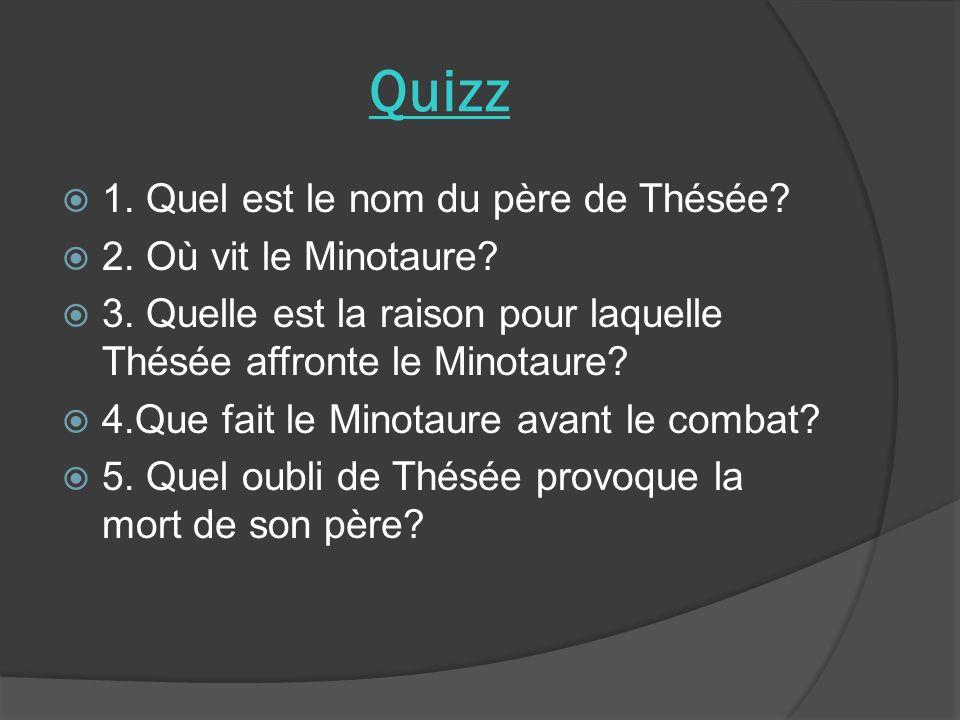 histoire du minotaure et thésée