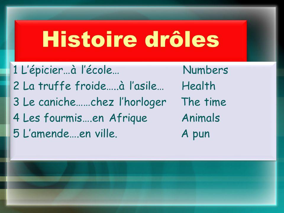 Histoires drôles et courtes - ppt video online télécharger Histoires drôles et courtes. 2 Histoire ...