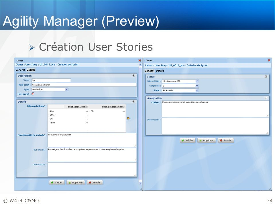 Agility Manager (Preview)