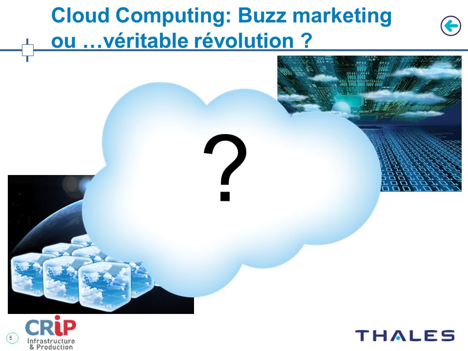 Cloud Computing: Buzz marketing ou …véritable révolution