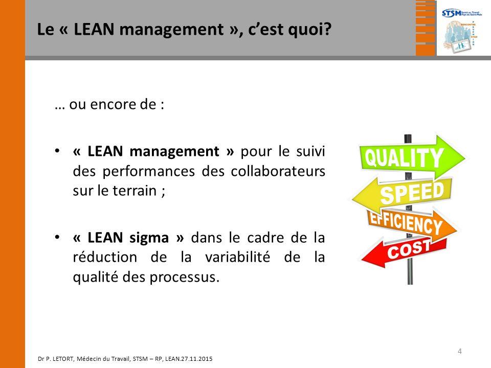 Le Lean Management L Amelioration Des Performances De L