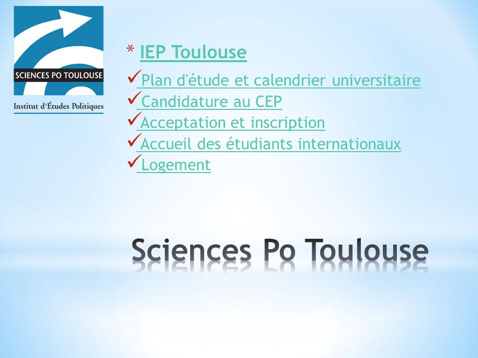 Sciences Po Calendrier Universitaire.Je Vais En France Ppt Video Online Telecharger