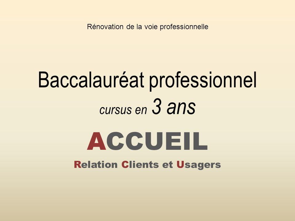 baccalaur at professionnel cursus en 3 ans ppt t l charger. Black Bedroom Furniture Sets. Home Design Ideas
