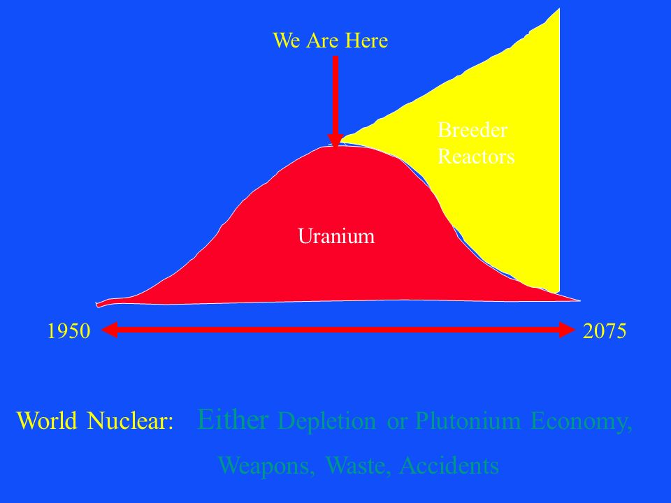 World Nuclear: Either Depletion or Plutonium Economy,
