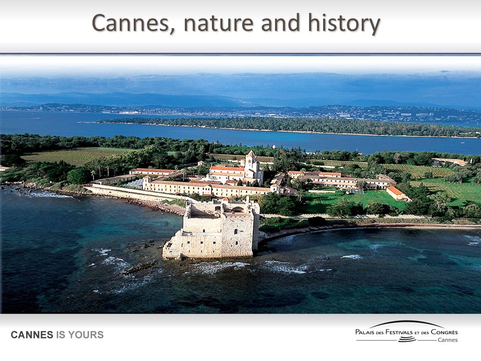 Cannes, nature and history