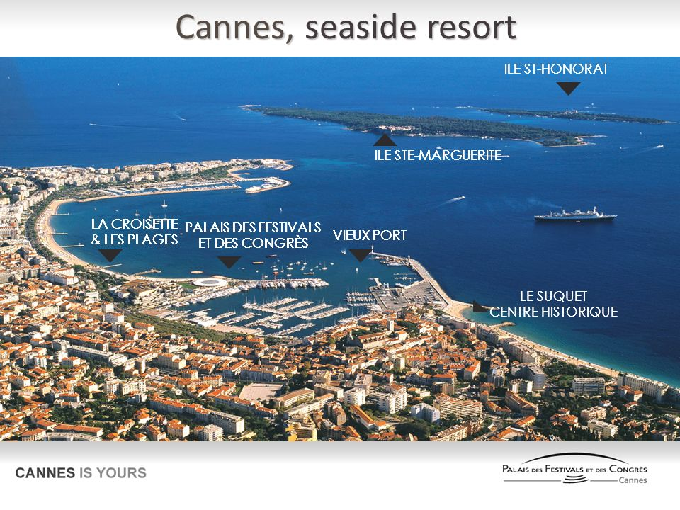 Cannes, seaside resort ILE ST-HONORAT ILE ST-HONORAT ILE ST-HONORAT