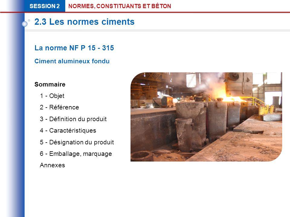 ciment sulfo alumineux