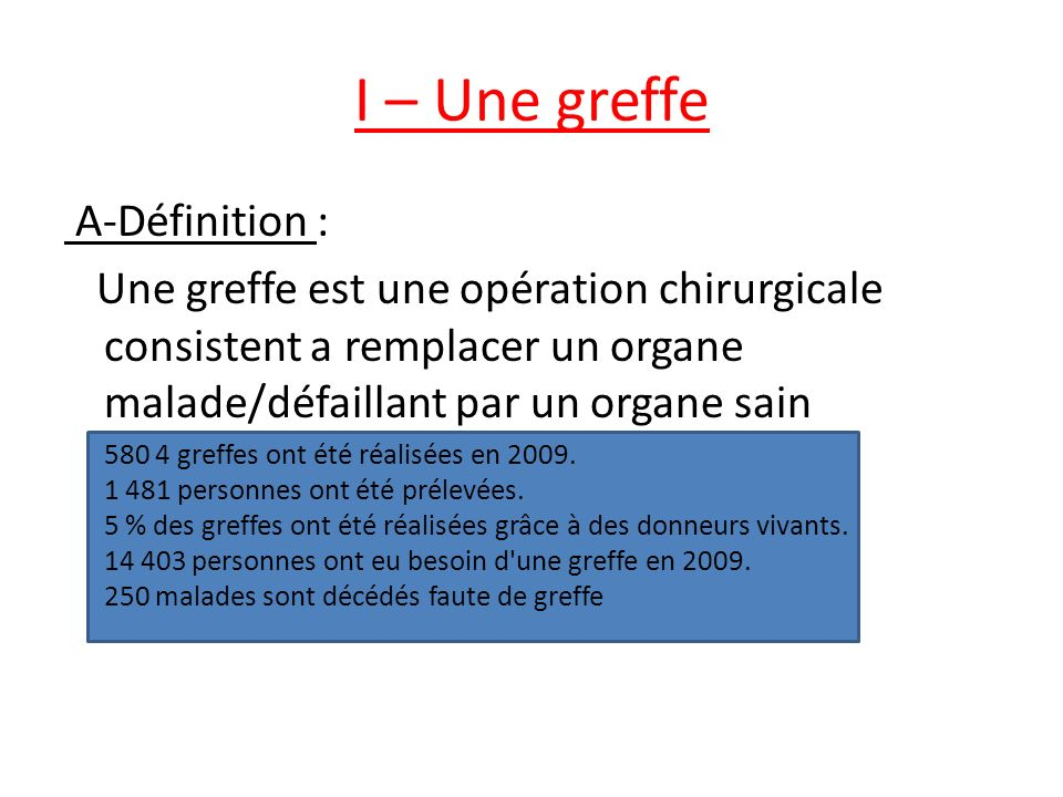 Greffes Transplantations Et Transfusion Sanguines Ppt Video