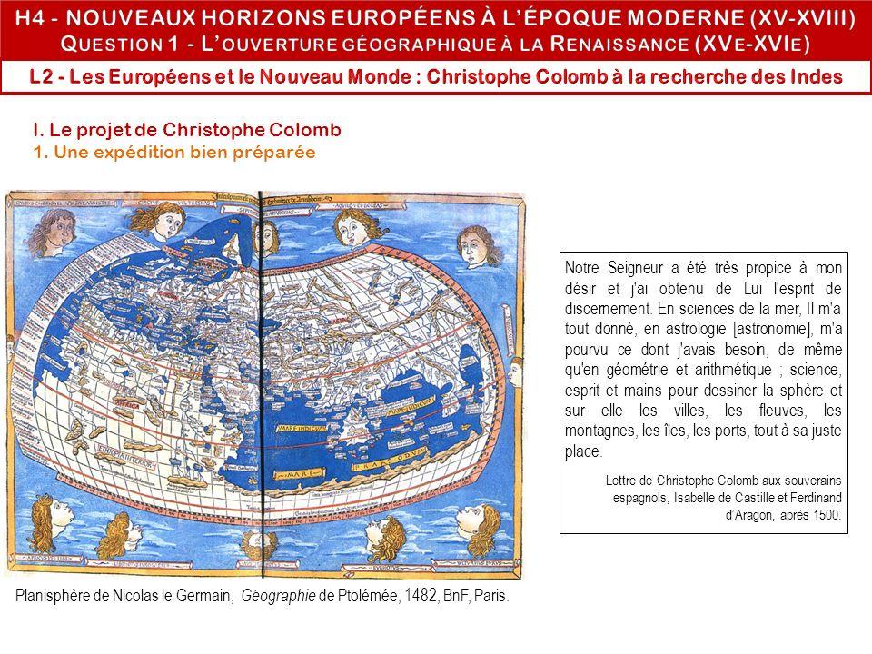 H4 - NOUVEAUX HORIZONS EUROPÉENS À L\'ÉPOQUE MODERNE (XV-XVIII) - ppt ...