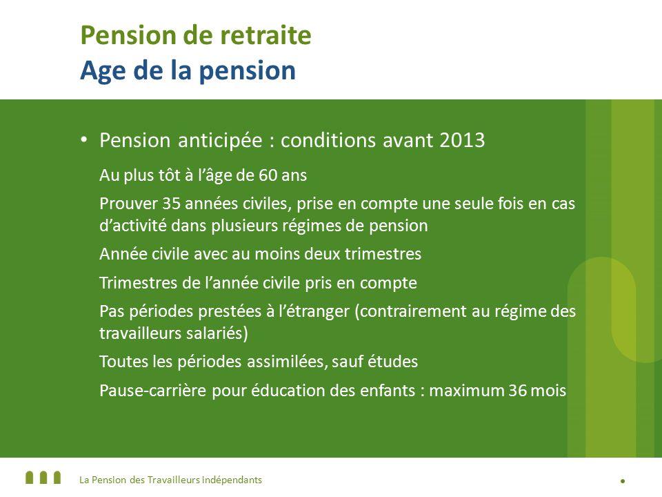 Table Des Matieres Introduction Pension De Retraite Ppt Telecharger