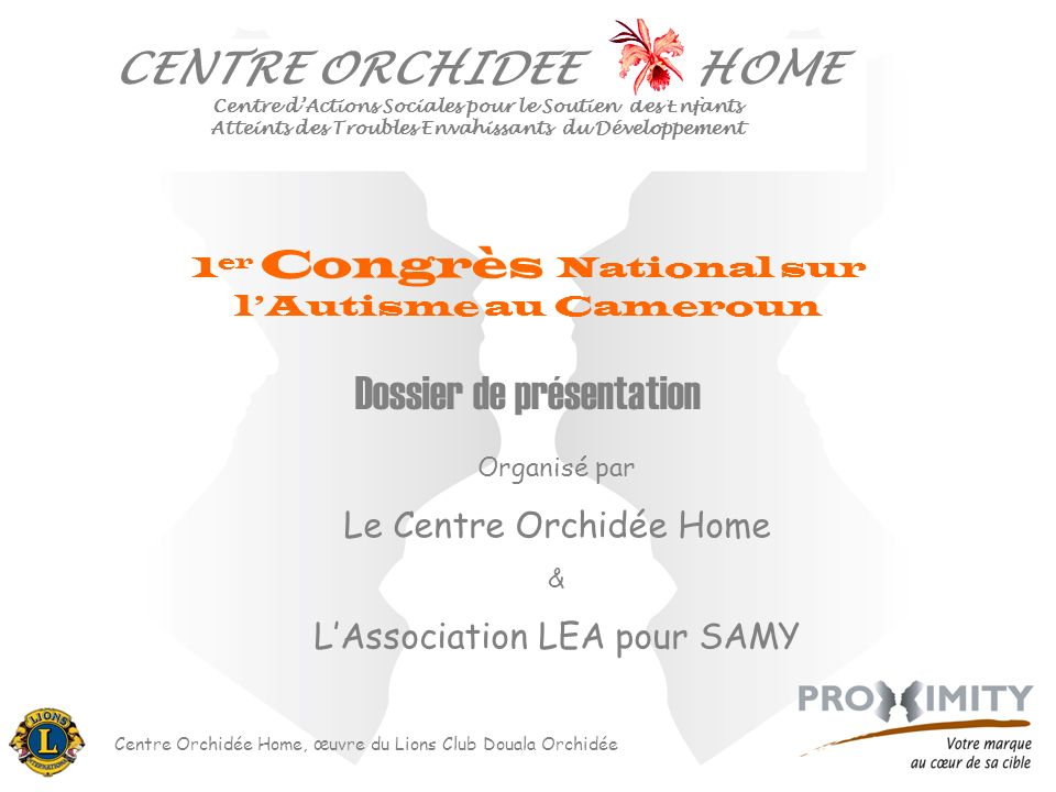 orchidee home douala