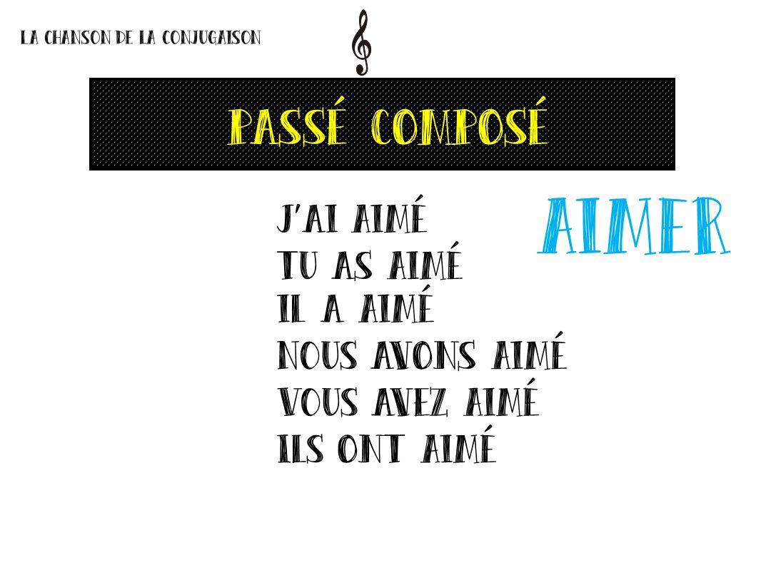Devoir Passe Compose Conjugaison Laibreedvicmethefe S Diary