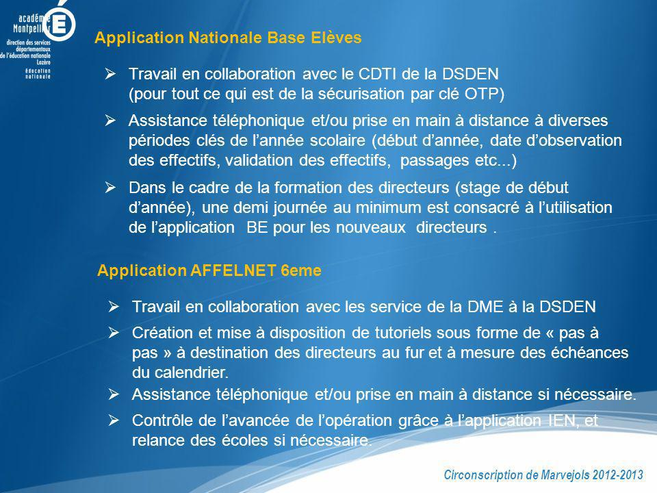 Application Nationale Base Elèves