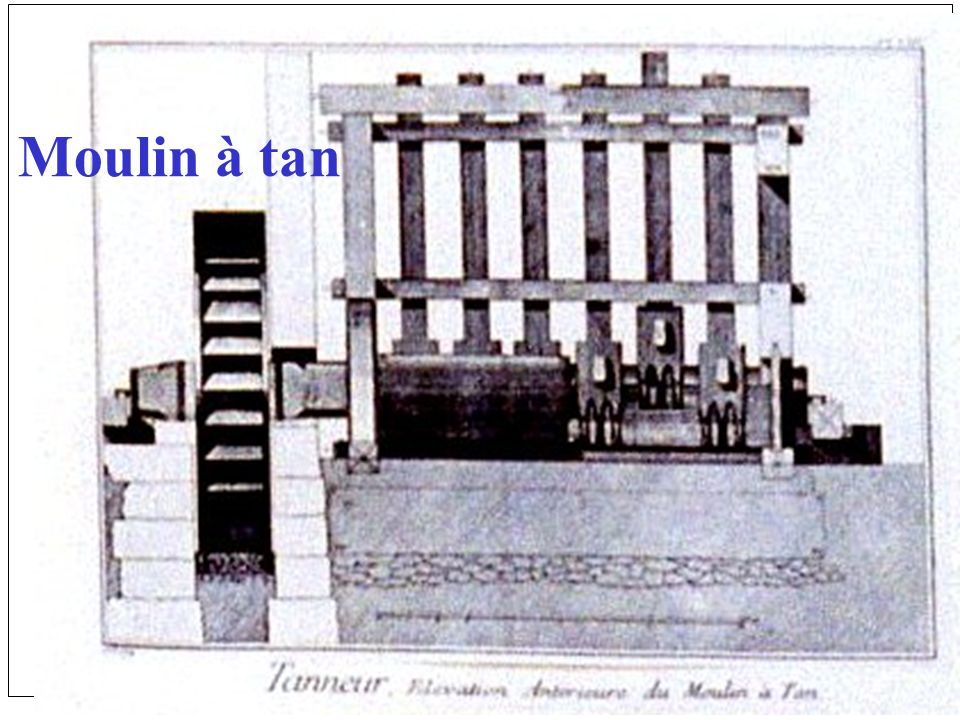 premiers moulins a papier